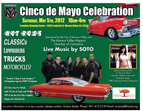 Car Lawyer Moreno Valley 5 by The City Of Moreno Valley S Cinco De Mayo Celebration And