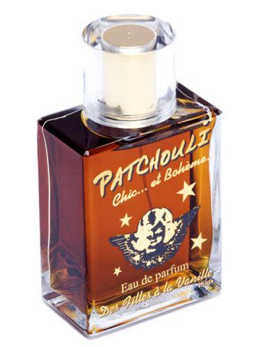 parfum à la vanille patchouli chic et boheme des filles a la vanille parfum un parfum pour femme