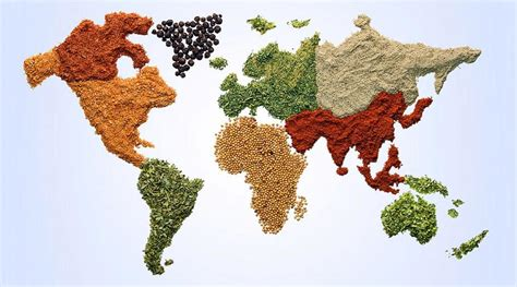 foods from around the world 8 spices from around the world ific foundation your
