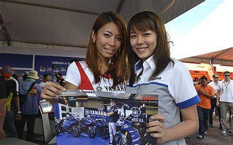 Wunderlich Motorrad Malaysia by Malaysia Gp Girls