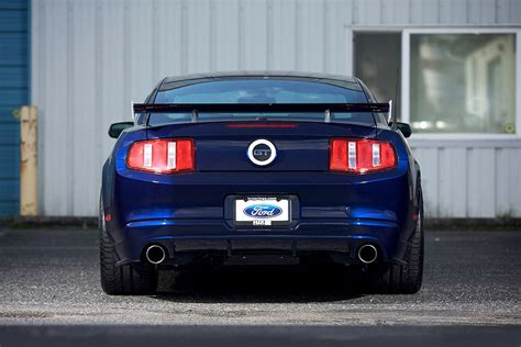 H R Auto Tuning by H R Ford Mustang Gt Premium Zeitmaschine Auto Tuning News