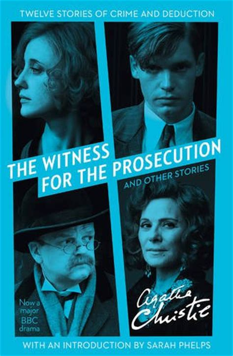 prosecution stories books look s the witness for the prosecution dead