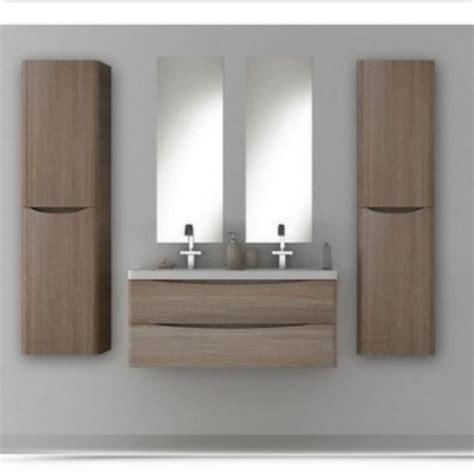 mobili bagno doppio lavabo moderni mobile arredo bagno moderno sospeso doppio lavabo 120