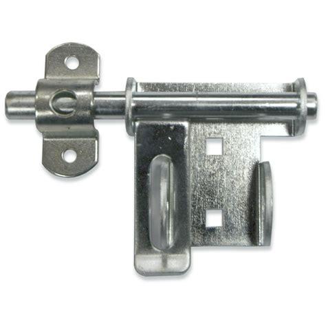shop hally garage door bolt lock at lowes
