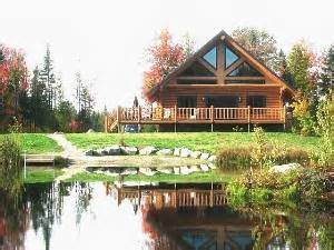 Watershed Luxury Log Home Rentals Vacation Rentals Luxury Water Front Log Cabin Near City Vacation Rental In