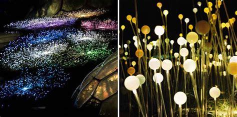 Fiber Optic Landscape Lighting Bruce Munro S Brilliant Fiber Optic Fields Of Light 171 Orta