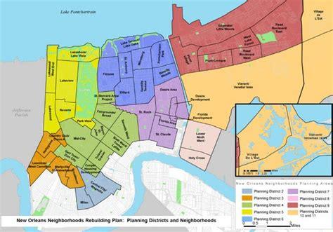 zip code map new orleans new orleans neighborhood map my blog