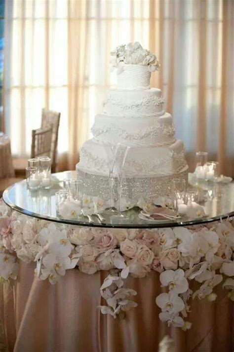 1000  images about Cake Table on Pinterest   Tablecloths