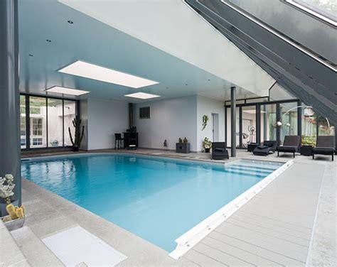 piscine interne casa indoor swimmingpool funpool magiline pools