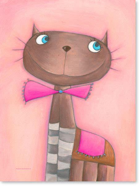 bild katze kinderzimmer pastellbilder galerie