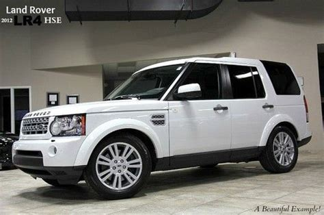 old car owners manuals 2012 land rover lr4 electronic throttle control service manual 2012 land rover lr4 seat repair sell used 2012 land rover lr4 hse lux luxury