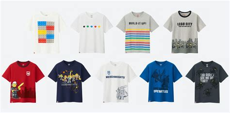 T Shirt Tees Collection Animal World 17 review uniqlo lego collection season 2 t shirts