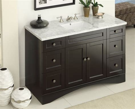 47 quot modern style alvin bathroom sink vanity model 91712c
