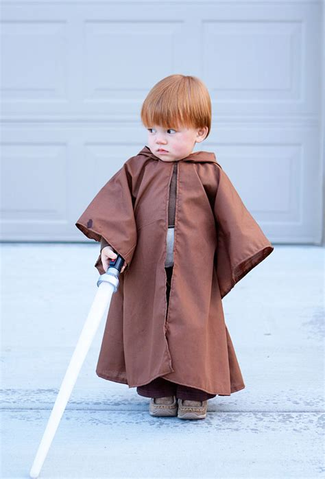 tutorial jedi costume diy jedi halloween costume tutorial armelle blog