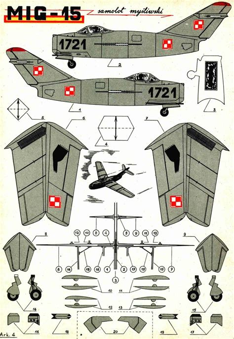 Aircraft Papercraft - 57 best images about paper craft airplanes on