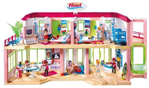 playmobil inn h 244 tel playmobil pour tuer le temps pendant les vacances