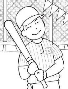 baseball coloring pages free printable baseball coloring pages for best