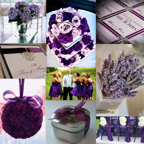 memorable wedding purple wedding theme the best ways to use purple as the theme of your wedding