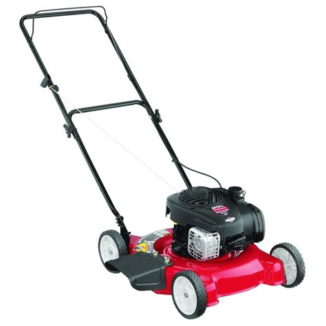 mtd mtd 20 in 125cc ohv briggs stratton walk gas