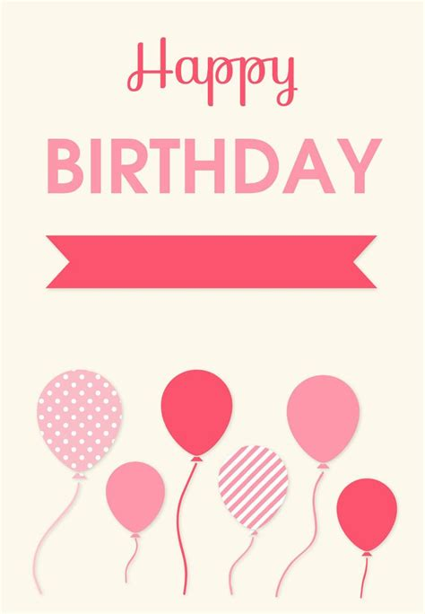 birthday card free printables 100 s to choose from click to print birthday cards