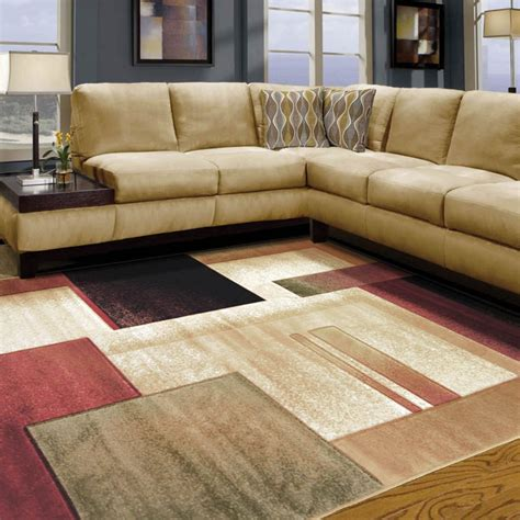 how to out an area rug large area rugs add style and personality