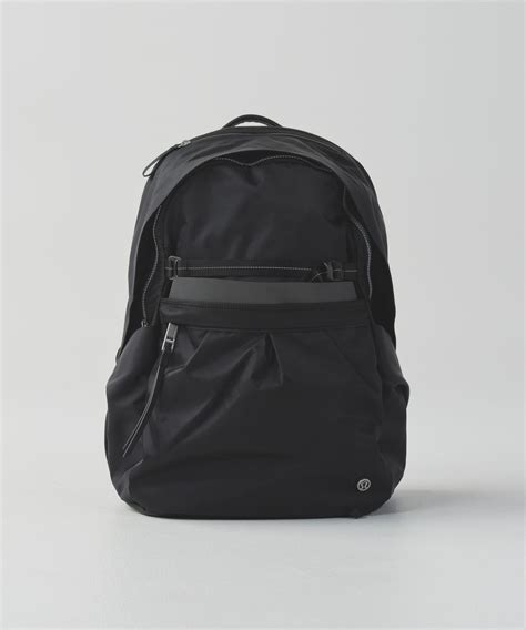lululemon go lightly backpack lululemon pack it up backpack black lulu fanatics
