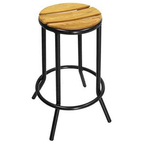 Metal Backless Bar Stools by Florida Seating Bal 607tk Outdoor Metal Backless Bar Stool