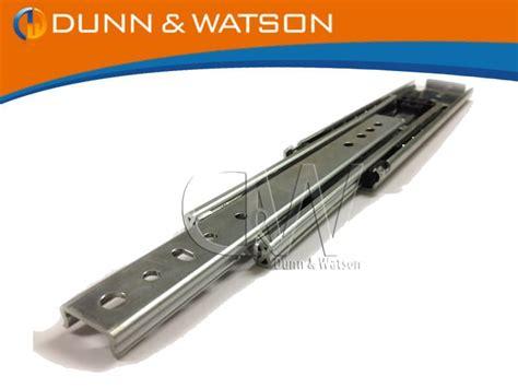 No Slam Drawer Rails 227kg Titan Series Standard Drawer Slides Trailer Parts
