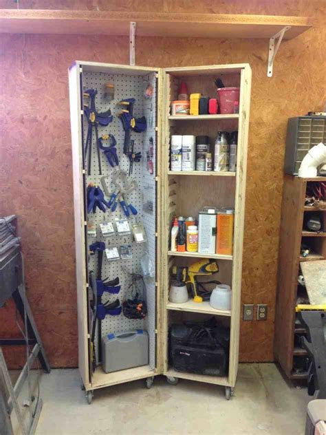 diy tool storage cabinet archdsgn