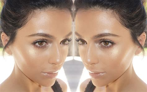 tutorial makeup glowing summer bronze glow makeup youtube