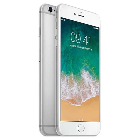 iphone 6s plus 4g 32gb plata alkosto tienda