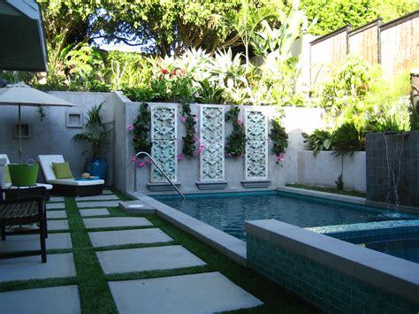 tropical balinese garden european garden design