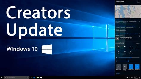 tutorial novedades windows 10 windows 10 creators update novedades en espa 241 ol