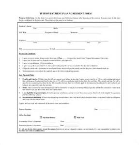 Student Agreement Template 10 payment agreement templates free sample example