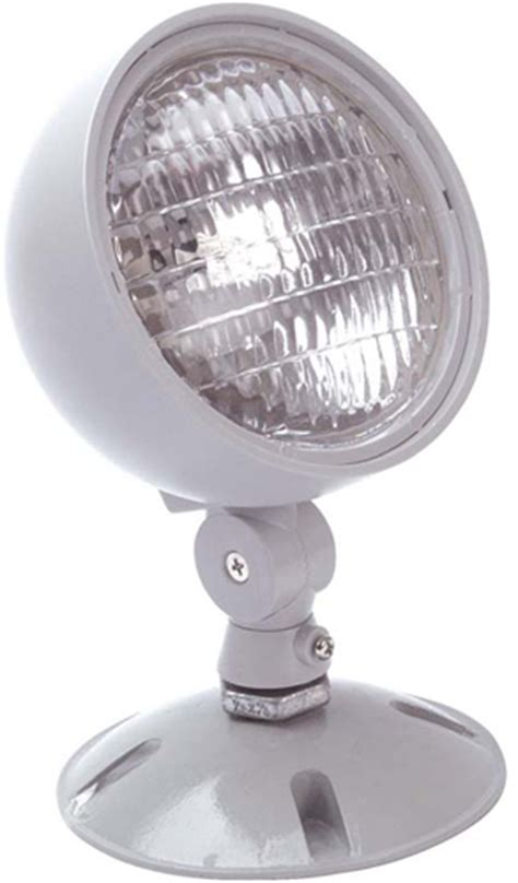 Lu Led Emergency Civitech 7 Watt remote l single 7 2 watts simplyexitsigns sku exit rh1 wp