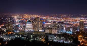 To Salt Lake City Ultimate Winter Travel Destinations In Utah Temple Square