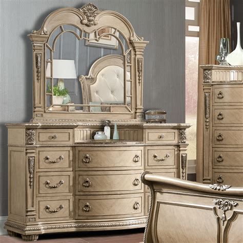 design house furniture gallery davis ca davis direct monaco traditional elegantly carved dresser