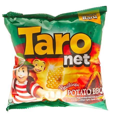 Taro Potato Bbq 1 4 Kilo taro net potato bbq flavour 40g from buy asian food 4u