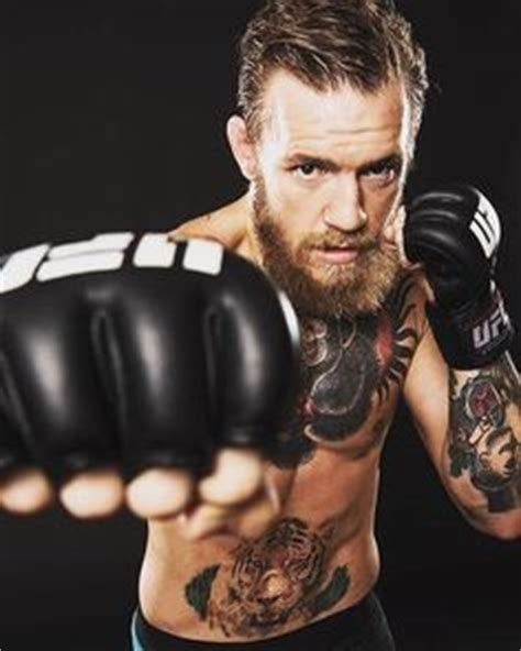 mcgregor tattoo new conor mcgregor at the opening of the new straight blast