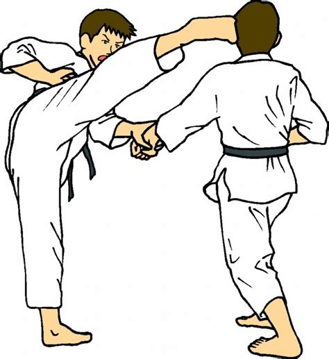 karate clipart martial arts clip free karate clip free martial