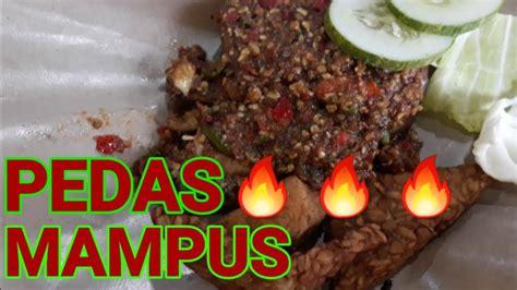 ayam gepuk pak gembus pedas mampuss viral  malaysia