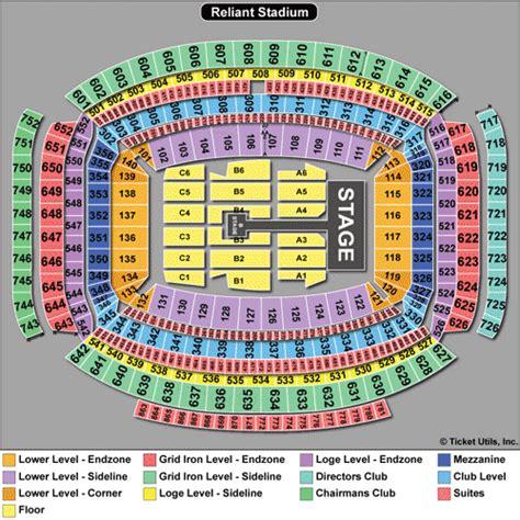 houston reliant stadium seating chart reliant stadium seating www imgkid the image kid
