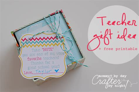 Gift Card Note Ideas - teacher appreciation gift ideas creative gift ideas news at catching fireflies