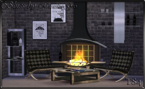blues set furniture and decor at maruska geo 187 sims 4 updates blues set furniture and decor at maruska geo 187 sims 4 updates