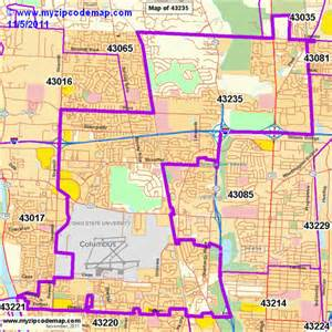 Columbus Oh Zip Code Map by Columbus Oh Zip Code Map Http Www Jimfradd Com