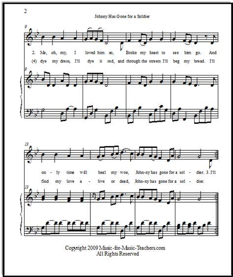 Printable Vocal Sheet Music Free | free printable vocal sheet music music search engine at