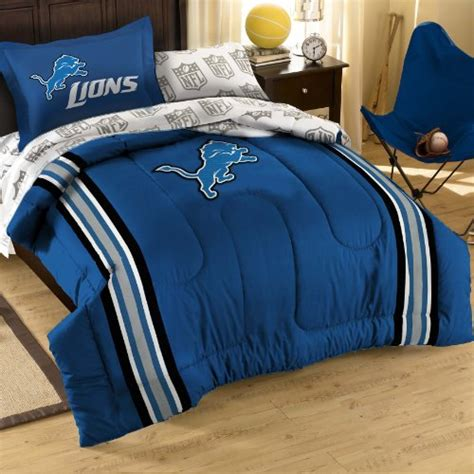 Nfl Detroit Lions Twin Bedding Set 2011 09 20 79 99