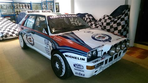 lancia delta integrale rally cars for sale at raced