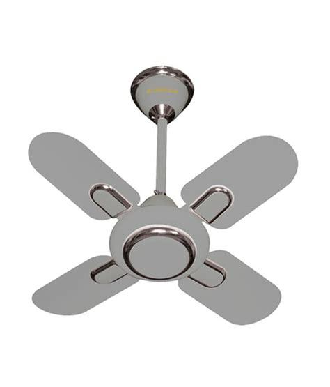 silver blade ceiling fan havmore 24 24inch decorative four blade silver celing fan