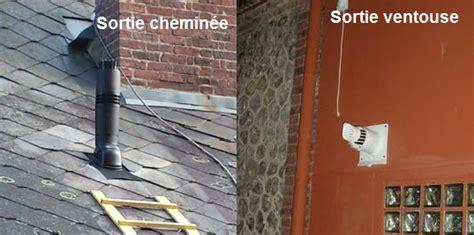 Faire Sa Salle De Bain 863 by Diff 233 Rence Entre La Chaudi 232 Re Ventouse Et La Chemin 233 E